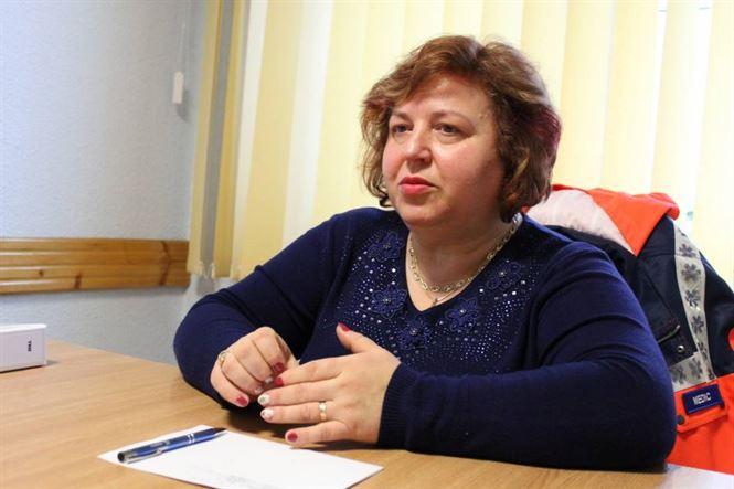Viorica Iuga, managerul SAJ Brăila
