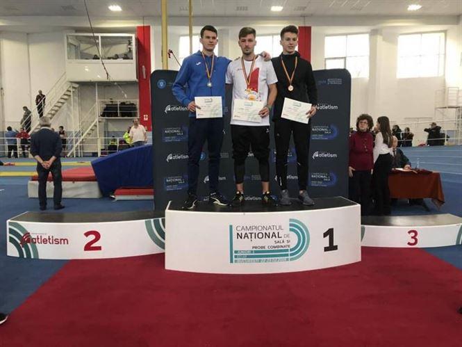 Iconaru și Caracuda pe podium la campionatele naționale de juniori 1