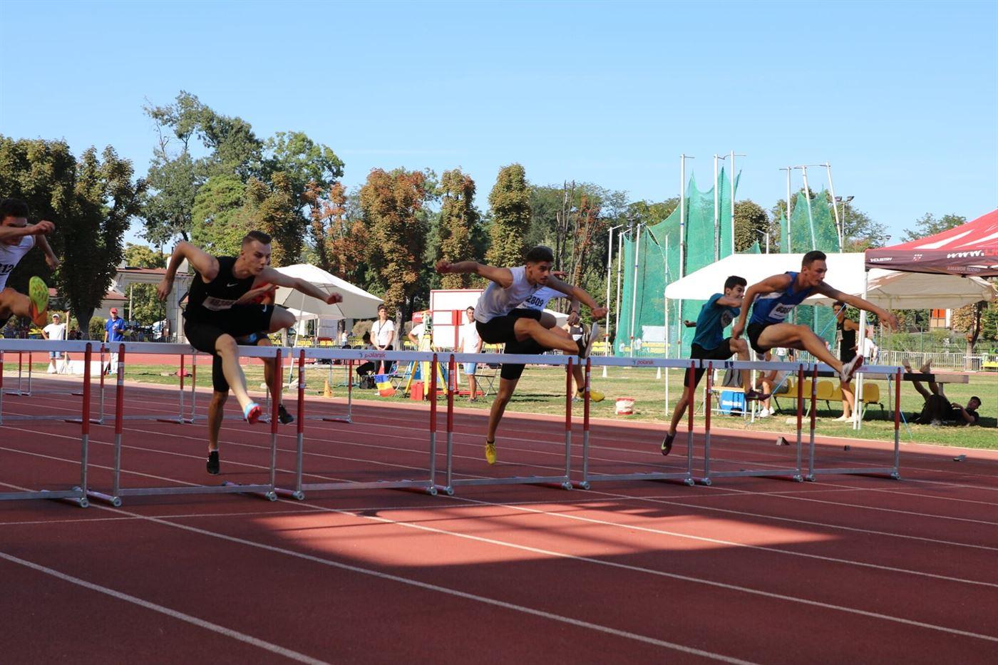 Două medalii de bronz pentru atleții brăileni la naționalele de juniori 1