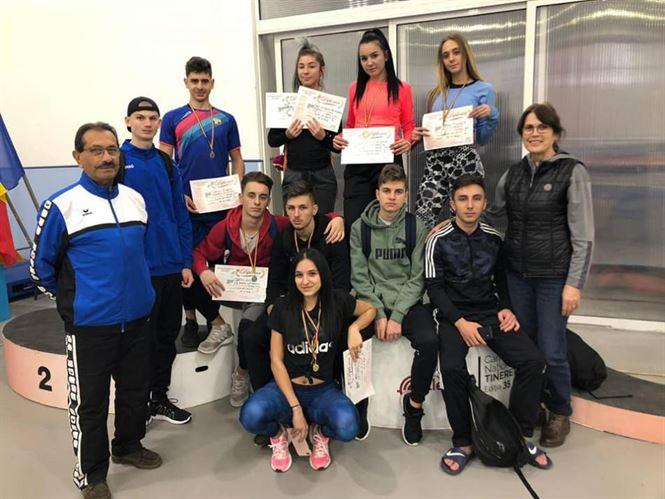 Atleții de la LPS Brăila printre fruntași la Cupa de iarnă