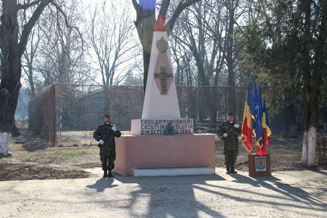 """Batalionul 72 Geniu """"General Constantin Savu"""" a sărbătorit ziua unității"""