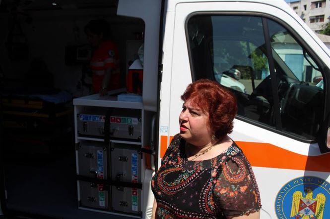 Încă două ambulanțe noi la SAJ Brăila