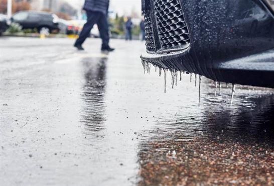 Polițiștii brăileni recomandă șoferilor să adapteze viteza la condițiile meteo