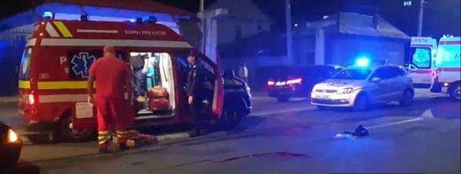Accident grav pe strada Apollo
