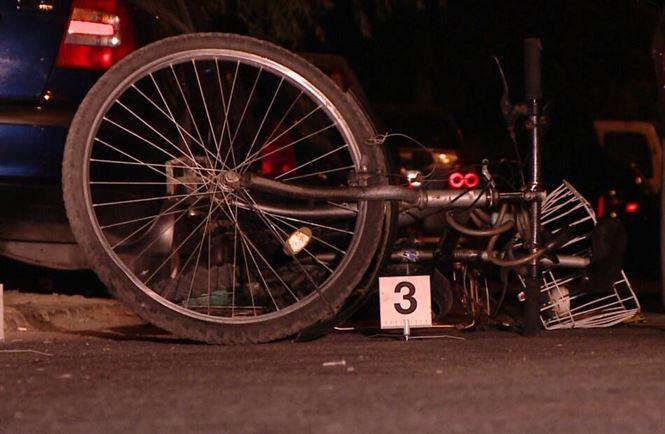 Biciclist accidentat mortal pe DJ 212