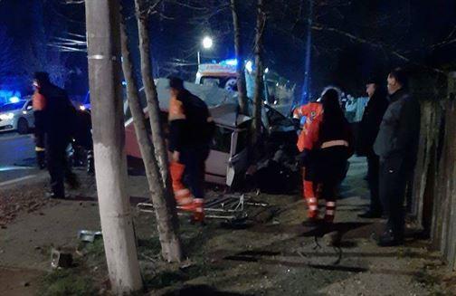 Bărbat mort într-un accident rutier în comuna Viziru