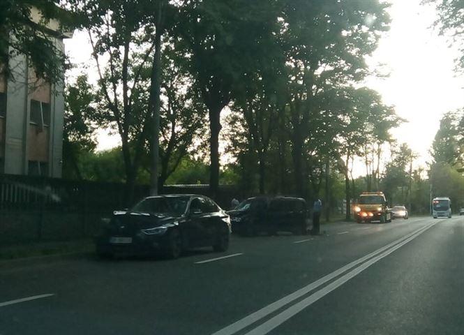Accident pe șoseaua Buzăului