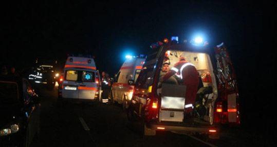 Accident mortal între Spiru Haret și Berteștii de Jos