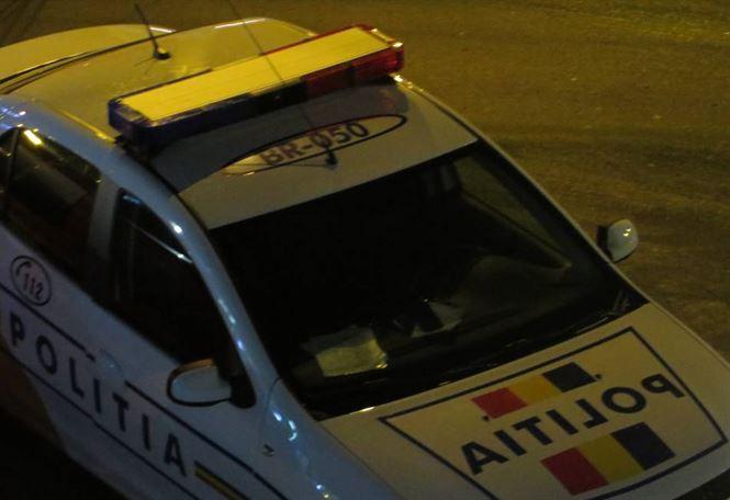 Si-a accidentat prietenul care asista la demonstratia lui condus in zona Falezei