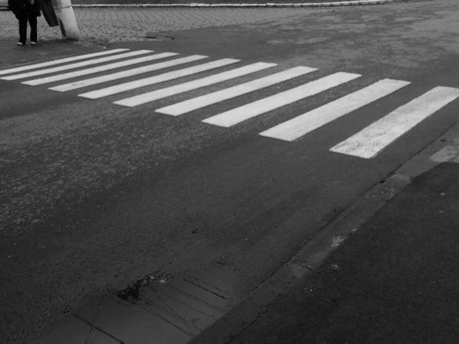 Femeie de 57 de ani accidentata pe trecerea de pietoni