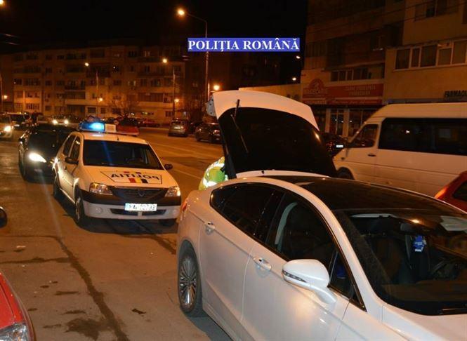 Activitati zilnice ale politistilor si jandarmilor braileni