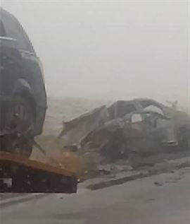 Accident mortal pe Drumul Mării