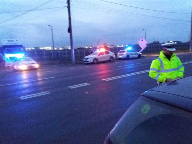 Polițiștii brăileni au organizat ieri 9 acțiuni și au intervenit la 36 de evenimente