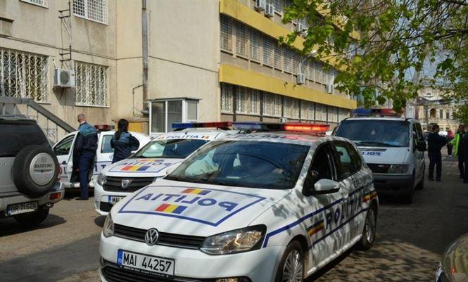 Polițiștii și jandarmii brăileni au verificat stațiile Peco și sălile de jocuri de noroc