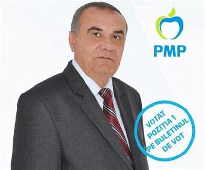 Ionel Adetu (PMP): Primarul este angajatul celor care plătesc taxe și impozite