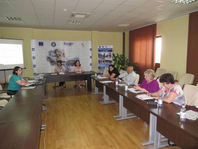 Seminar apeluri de proiecte lansate în cadrul POR 2014-2020