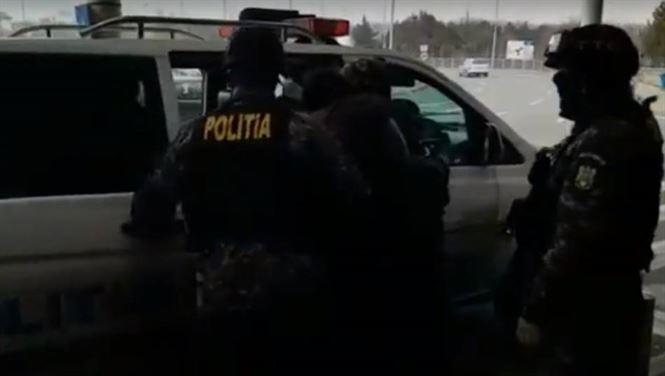 Brailean, condamnat pentru tentativa de talharie, adus sub escorta din Londra