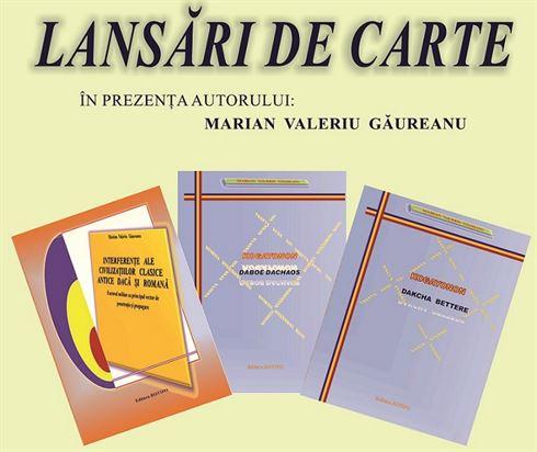 """Lansări de carte la Muzeul Brăilei """"Carol I"""""""