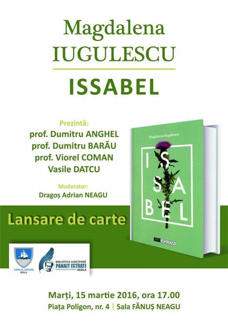 Lansare de carte a medicului Magdalena Iugulescu