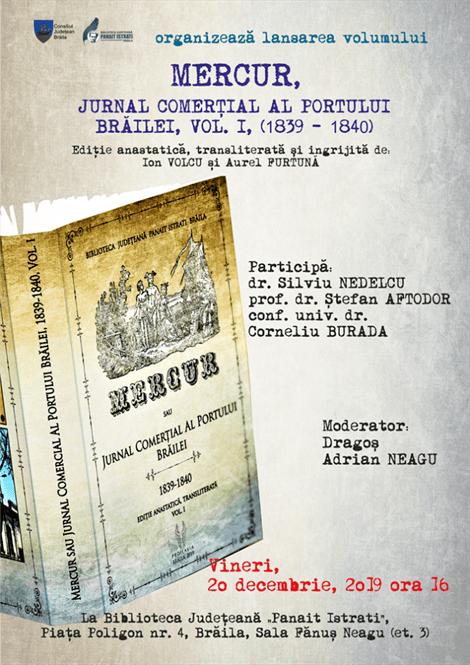 180 ani de presă la Brăila
