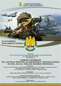 Simpozion dedicat Zilei Armatei Române