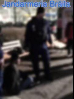 Video: Agresiune cu cuțitul între oameni ai străzii