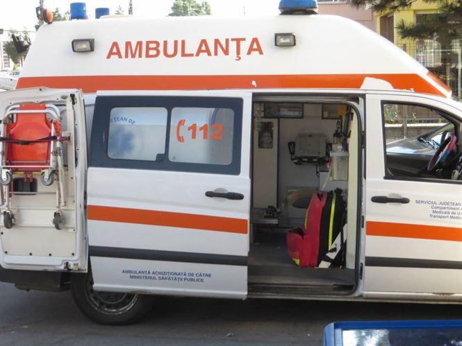 Accident pe strada Griviței