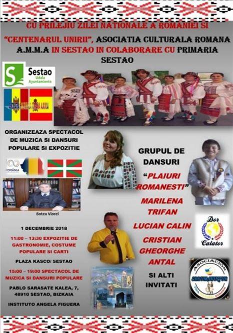 Liderul PMP Brăila va fi alături de românii din Spania de Ziua României