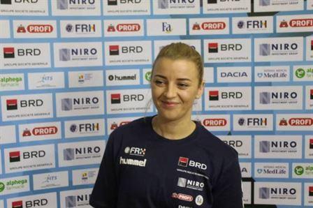 Ryde a renunțat la Dache și Vătu, oprind-o în lotul pentru CM din Japonia doar pe Udriștioiu