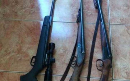 LEGAL GUNS – ACȚIUNE LA NIVEL NAȚIONAL, PENTRU VERIFICAREA ARMELOR