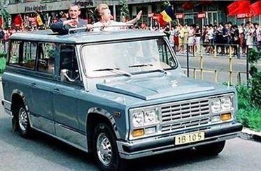 ANAF a vândut ARO care i-a aparținut lui Ceaușescu