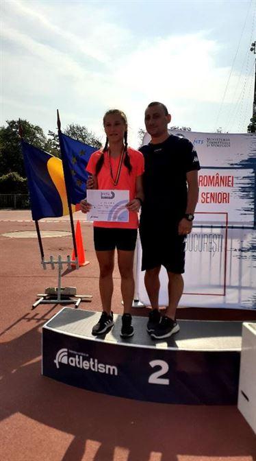Medalii pentru atleții brăileni la naționalele de juniori 3
