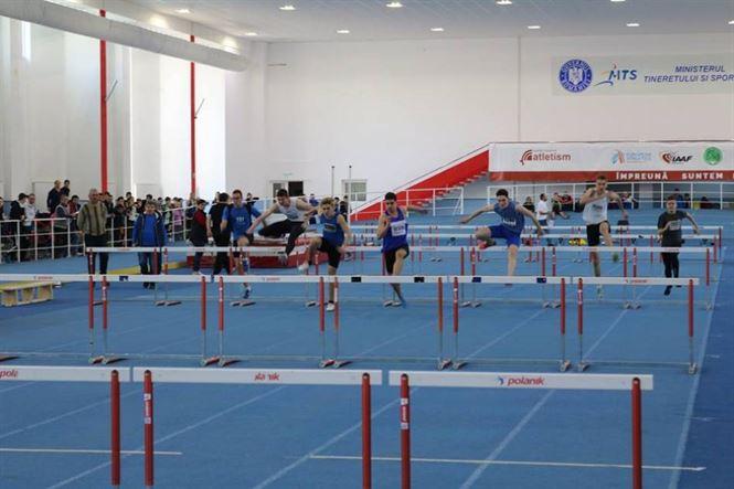 Început bun de sezon pentru atleții juniori de la LPS Brăila și CSM Brăila