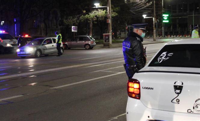 În acest weekend polițiștii au aplicat peste 270 de sancțiuni contravenționale persoanelor care au încălcat normele legale în vigoare