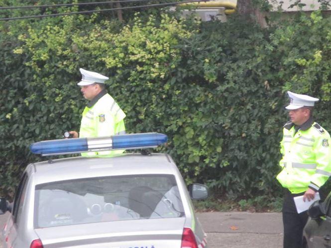 Au oprit pe interzis si au fost amendati de Politia Locala