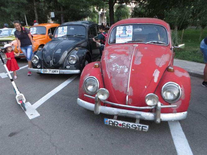 Galerie foto: Parada masinilor de epoca