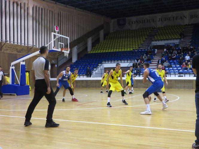 Cuza Sport a pierdut meciul cu CSM Mediaș cu 68-100
