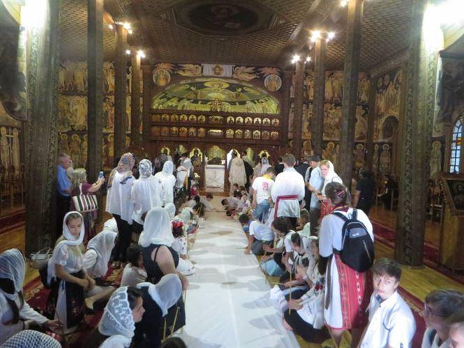Sfințirea Bisericii Sf. Mihail și Gavril din Brăila
