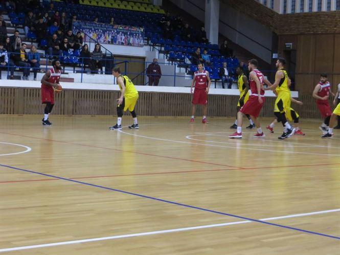 Cuza Sport Brăila întâlnește sâmbătă seara pe CSM Mediaș