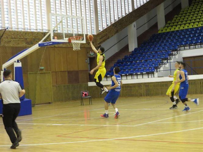 Galerie foto: Cuza Sport Braila a castigat la 33 de puncte diferenta meciul cu CSM Ploiesti