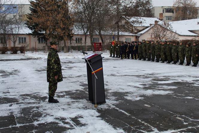"""Vasile Ionescu instalat comandant al Brigăzii 10 Geniu """"Dunărea de Jos"""""""