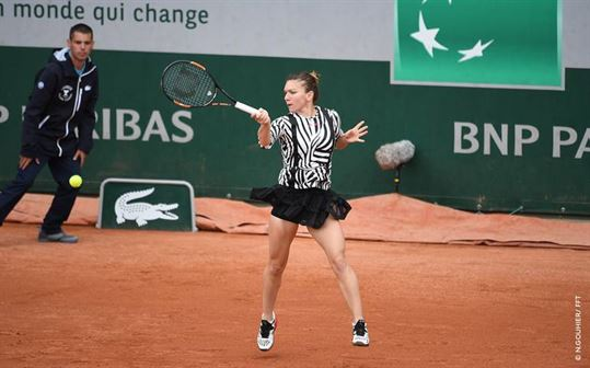 Halep si Begu s-au calificat in turul 3 la Roland Garros