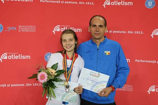 Într-un an al pandemiei, Iulia Banaga a mai adăugat 6 medalii la palmaresul impresionant