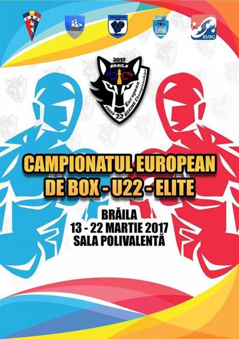 Primele delegatii de sportivi si oficiali au sosit la Braila pentru CE de box U22