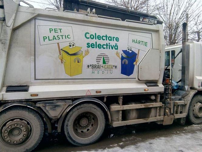ATENȚIE! Program colectare selectivă a deșeurilor de la populație