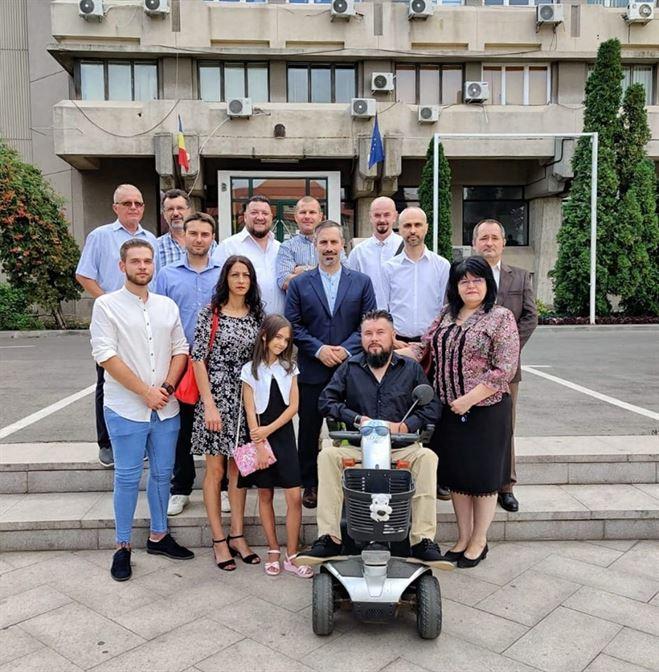Brăila Nouă și-a depus astăzi lista de candidați la CLM