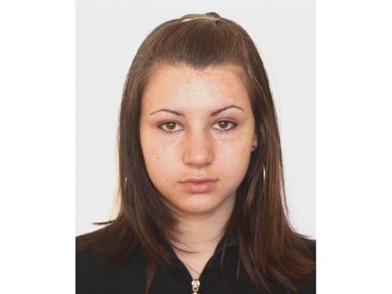Polițiștii caută o tânără dată dispărută