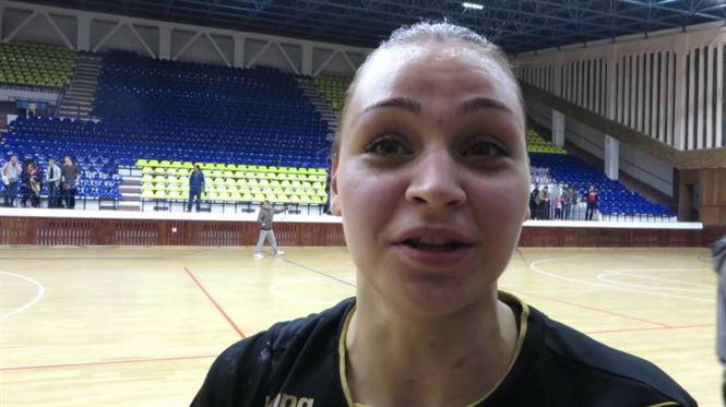 Bianca Tiron s-a accidentat la un antrenament al echipei naționale