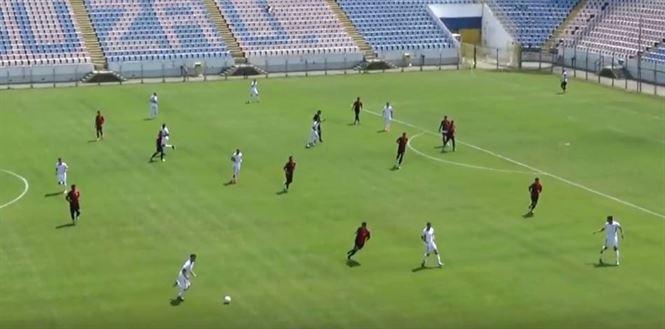 CS Făurei a pierdut cu 6-0 amicalul cu Gloria Buzău