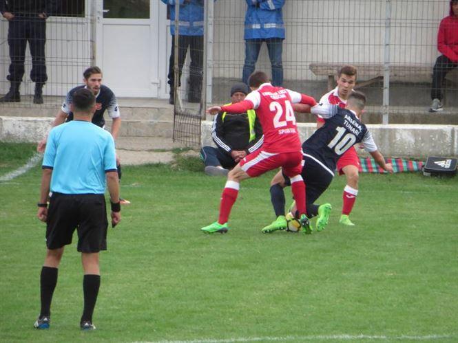 Sportul Chiscani la doar câteva minute de o victorie în fața celor de la CS Tunari